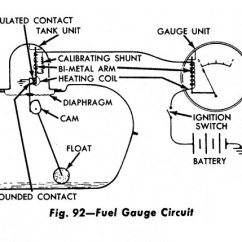 Marine Tech Fuel Gauge Wiring Diagram 1985 Jeep Cj Ford Stock Modern Sending Unit Truck Enthusiasts Forumsford 17