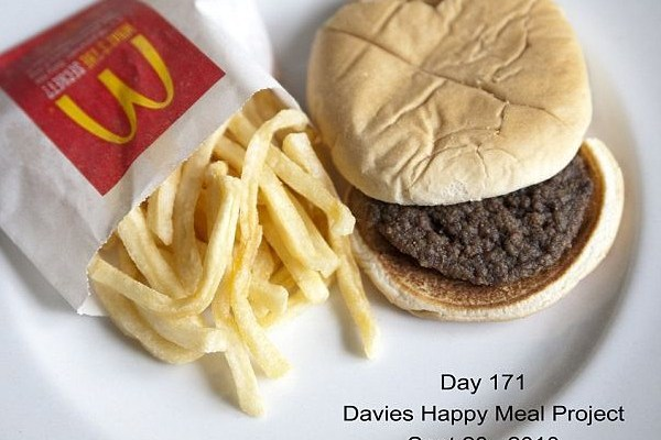 A Halloween Horror Story; or, What's Really in a Happy Meal