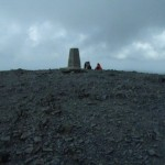 Photo of the top of Skiddaw