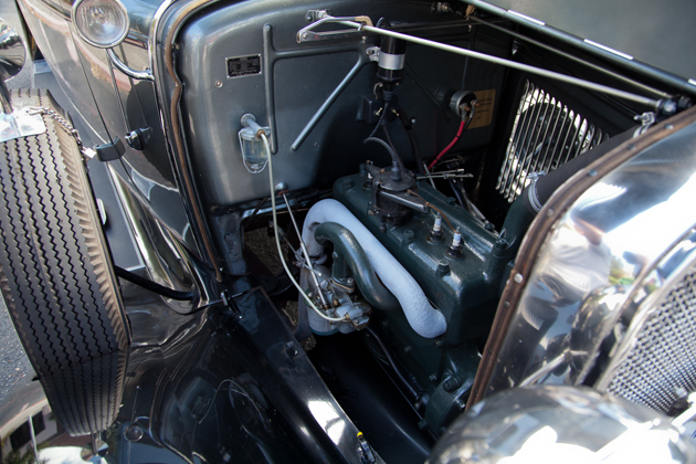 Model A Engine