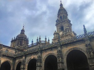 Cathdral of Santiago de Compostela