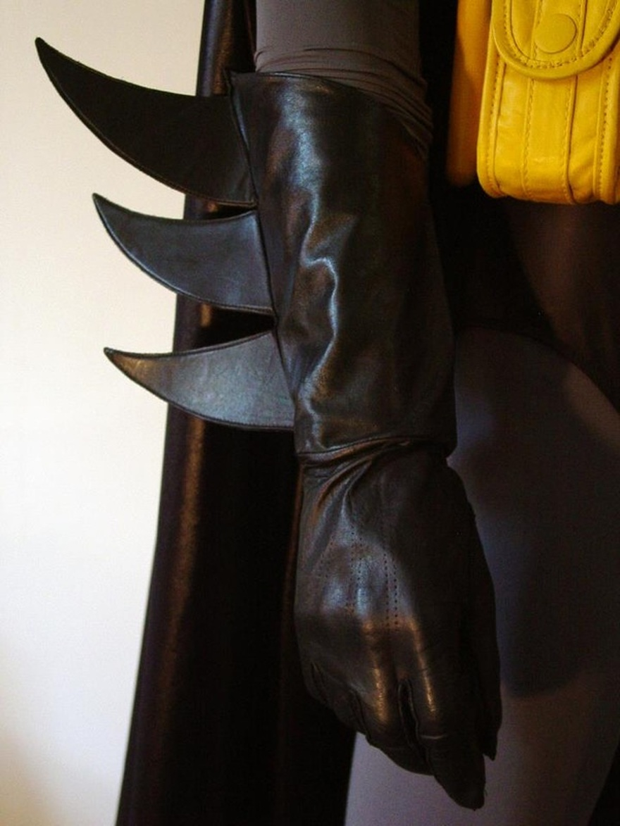 Bat Gloves  FATHERS OF THE DARK Knight