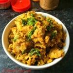 Hot Cumin Spiced Potato Filling from Samosas - Recipe by FatimaCooks.net