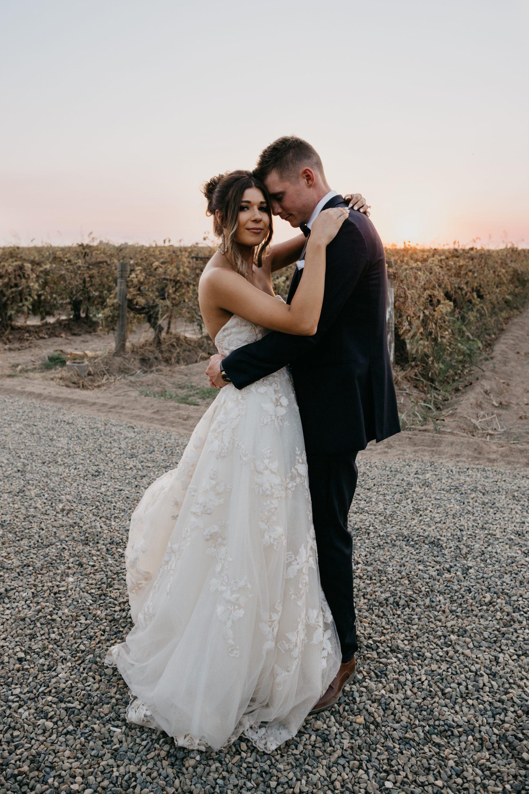 Evanelle Vineyards Wedding Bride and Groom Portraits, by Fatima Elreda Photo (393 of 590)