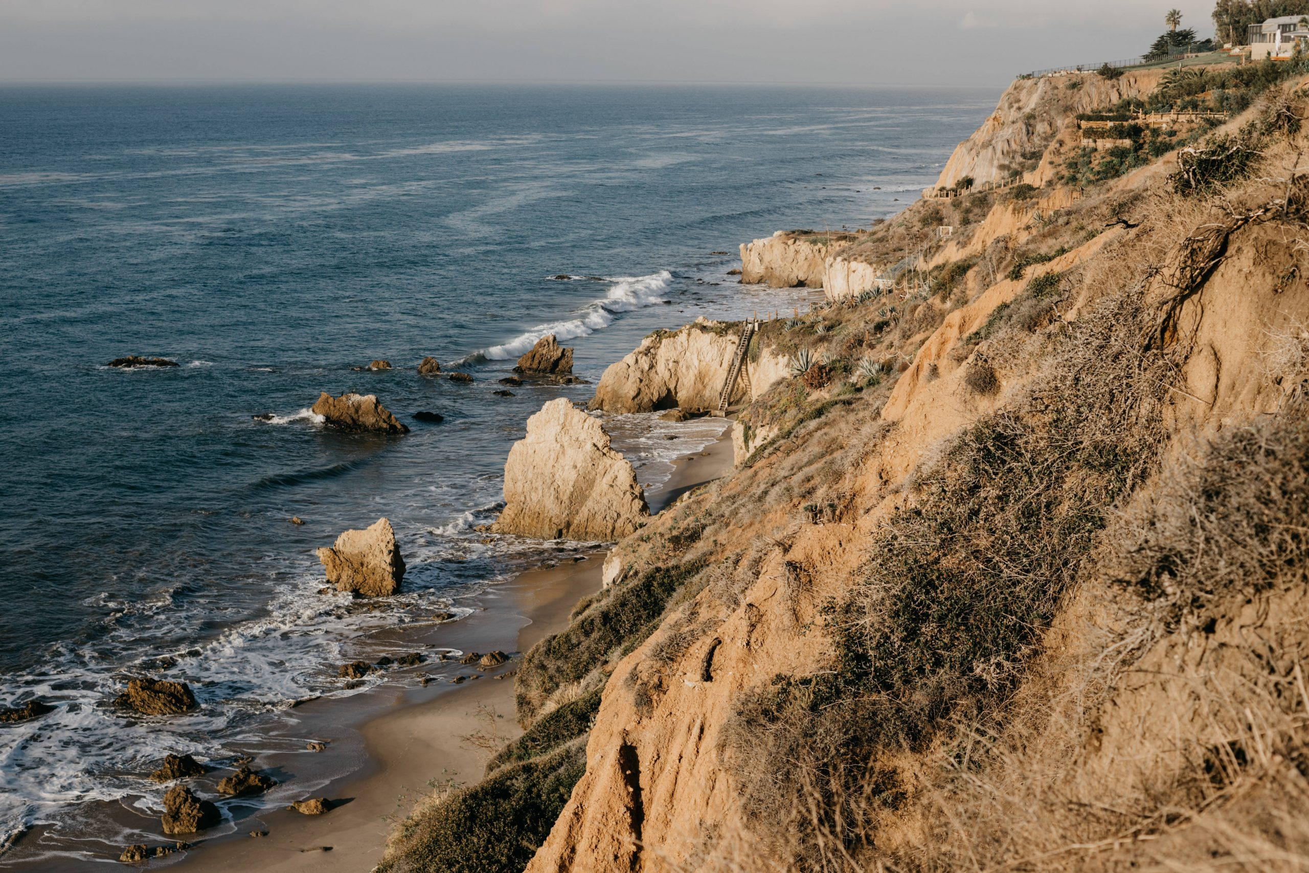 California Coast Desktop Wallpaper, image by Fatima Elreda Photo
