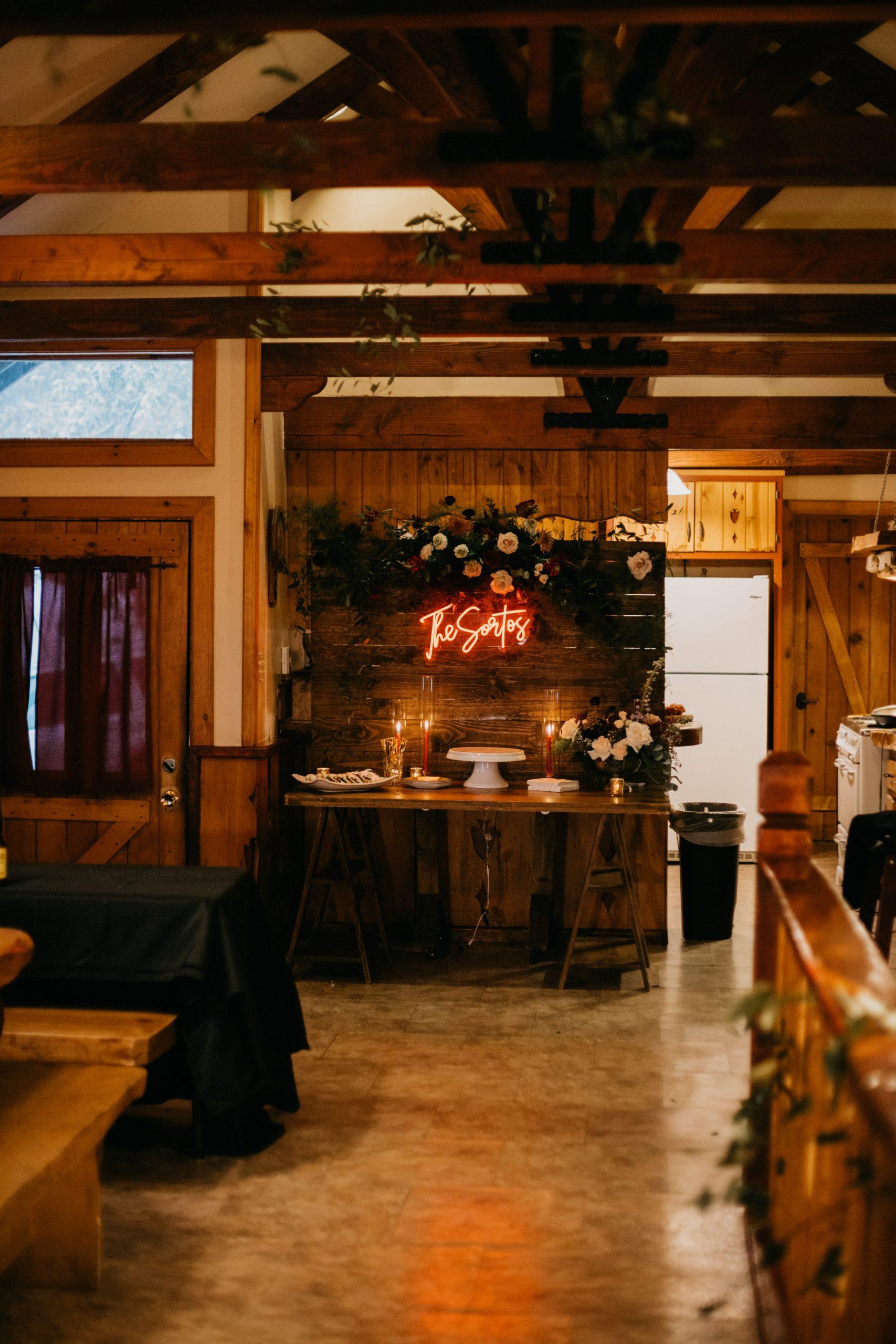 Arrowhead Pine Rose Wedding, image by Fatima Elreda Photo