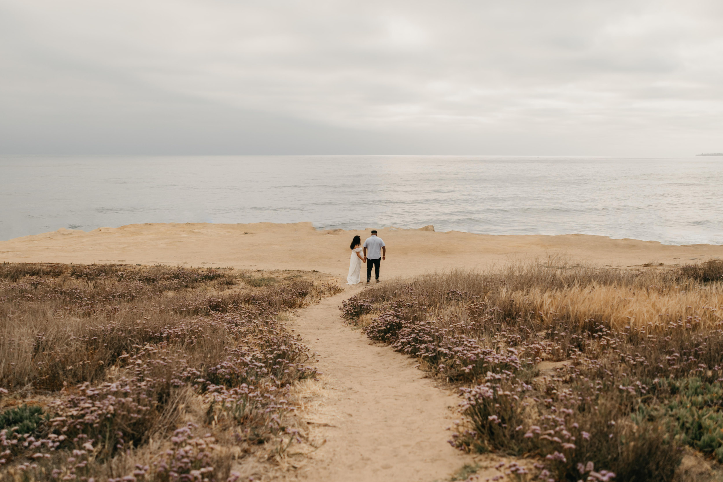 Best Engagement Photos Locations in San Diego, image by Fatima Elreda Photo