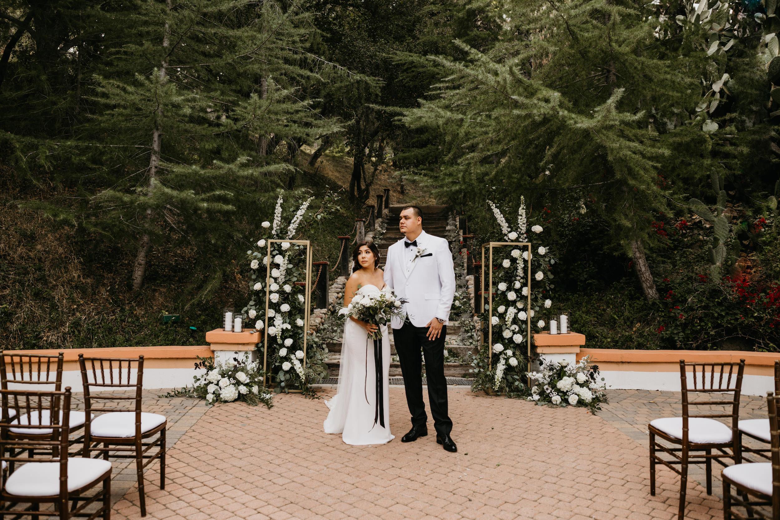 Rancho Las Lomas Wedding, image by Fatima Elreda Photo