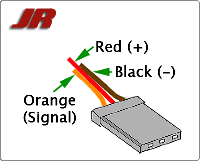 Servo motor wiring connection for National motor club phone number