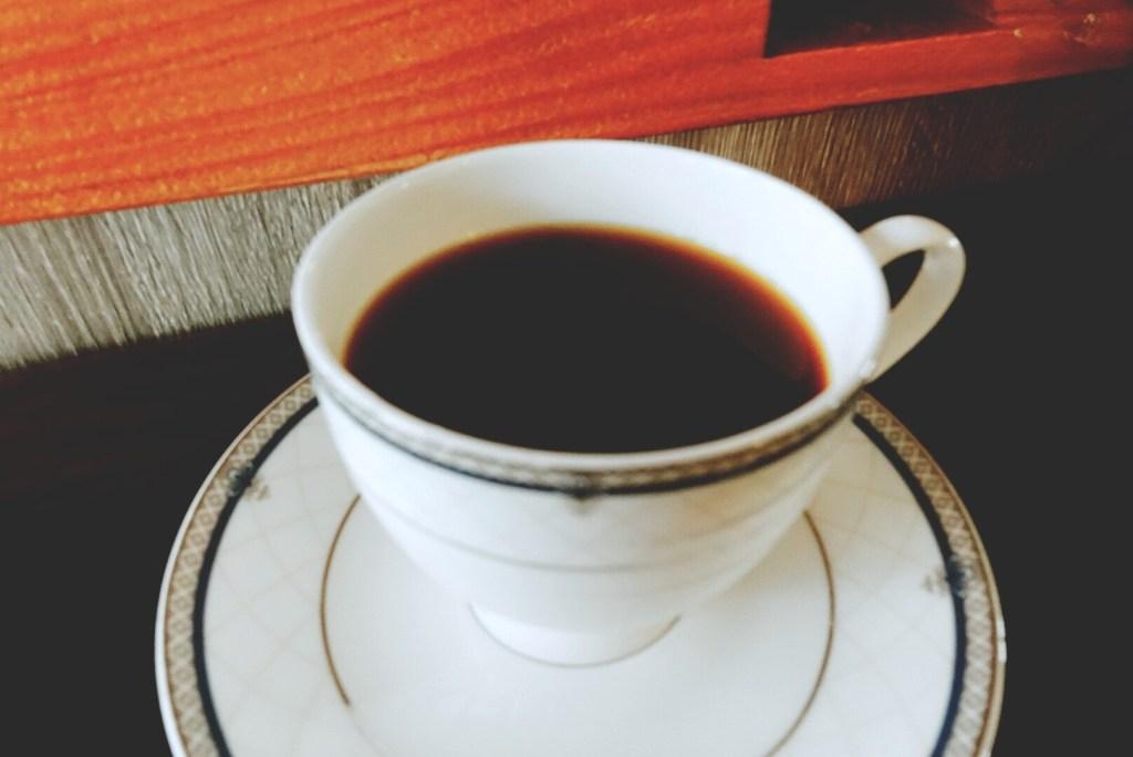 走後門咖啡