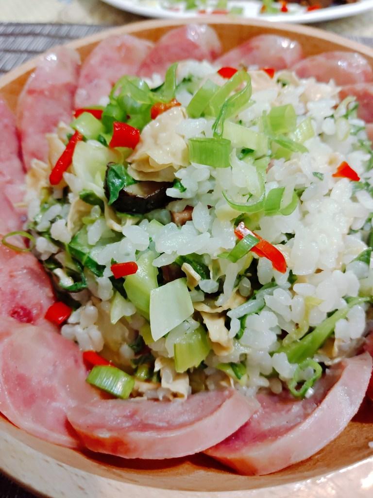 上海菜飯食譜