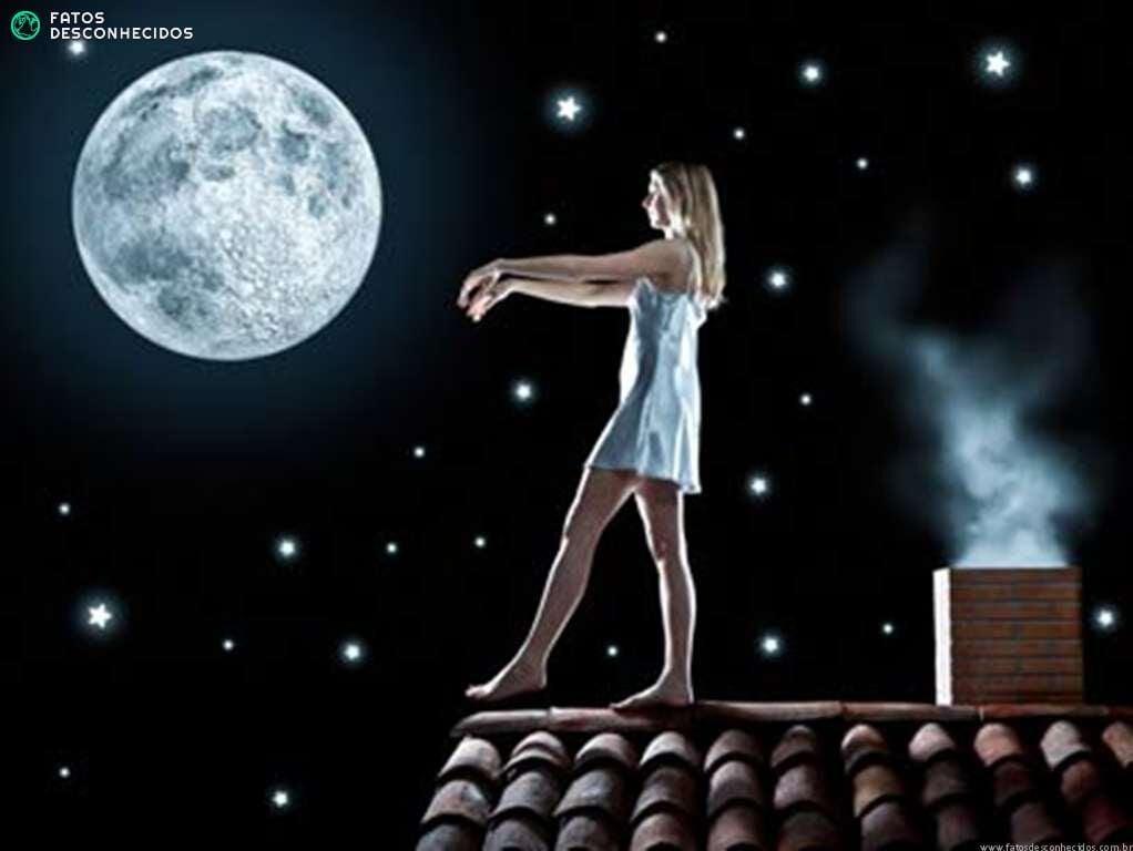 Você sabe o que um sonâmbulo é capaz de fazer? (Vídeo)