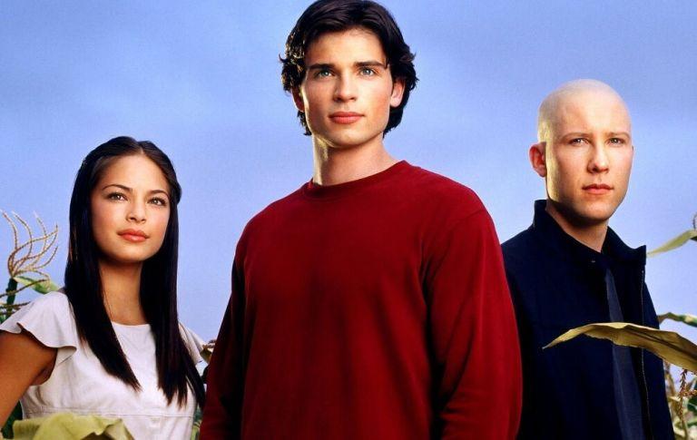 Como ficaram os personagens da série Smallville?
