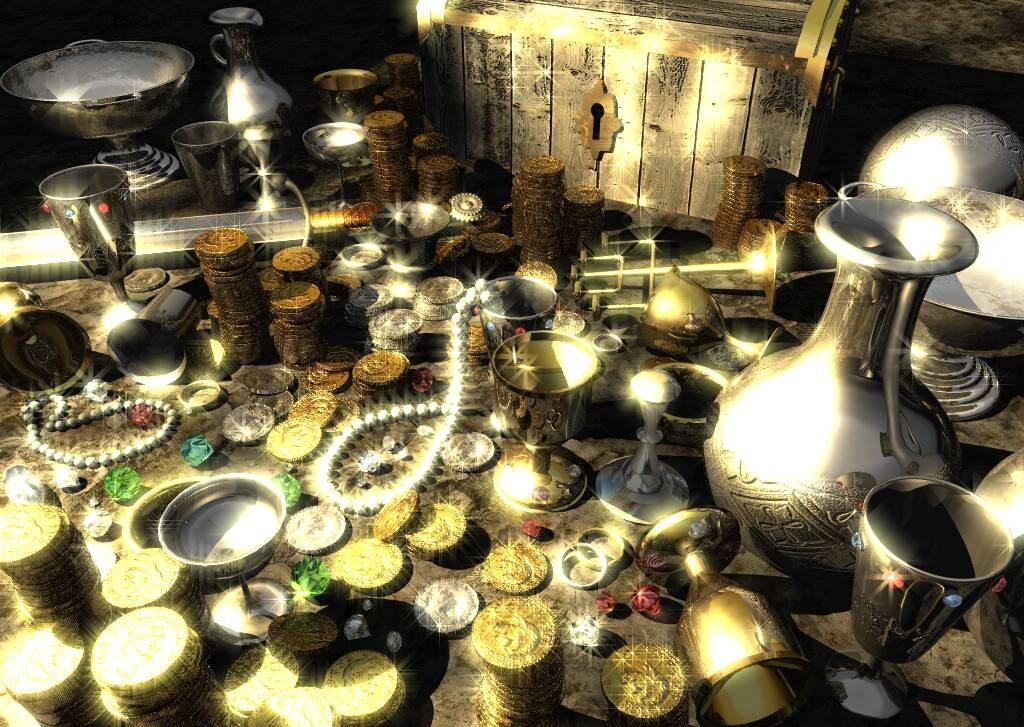 7 tesouros lendários perdidos que você com certeza adoraria encontrar