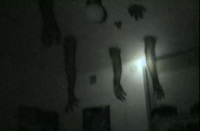 7 assombrações mais terríveis capturadas em vídeos