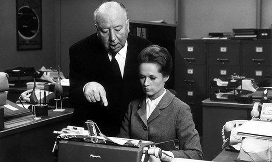 10 Histórias bizarras por trás de Alfred Hitchcock