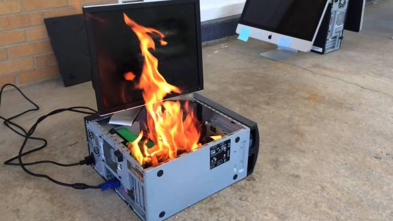 7 fatores que podem fazer seu computador simplesmente explodir