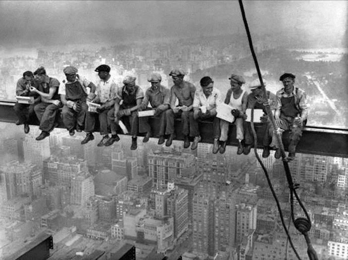 8 fotografias incríveis de construções históricas