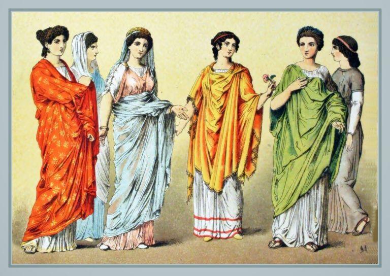7 coisas que as romanas antigas usavam para se embelezar e que hoje em dia consideraríamos loucura