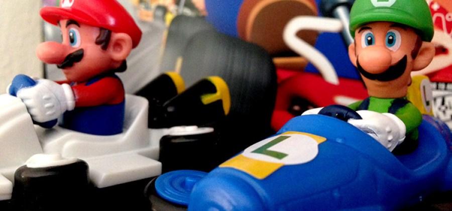 McLanche Feliz terá brindes de Mario Kart 9e61b404c42