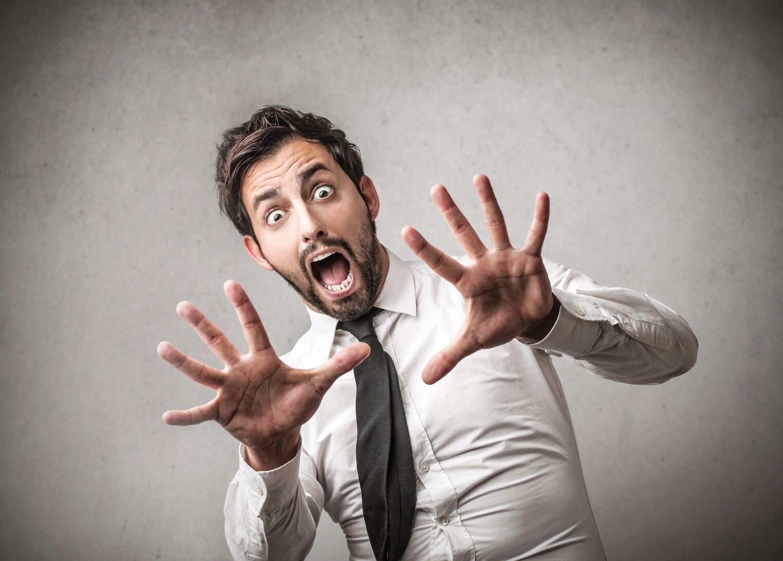 7 medos mais comuns entre as pessoas no mundo