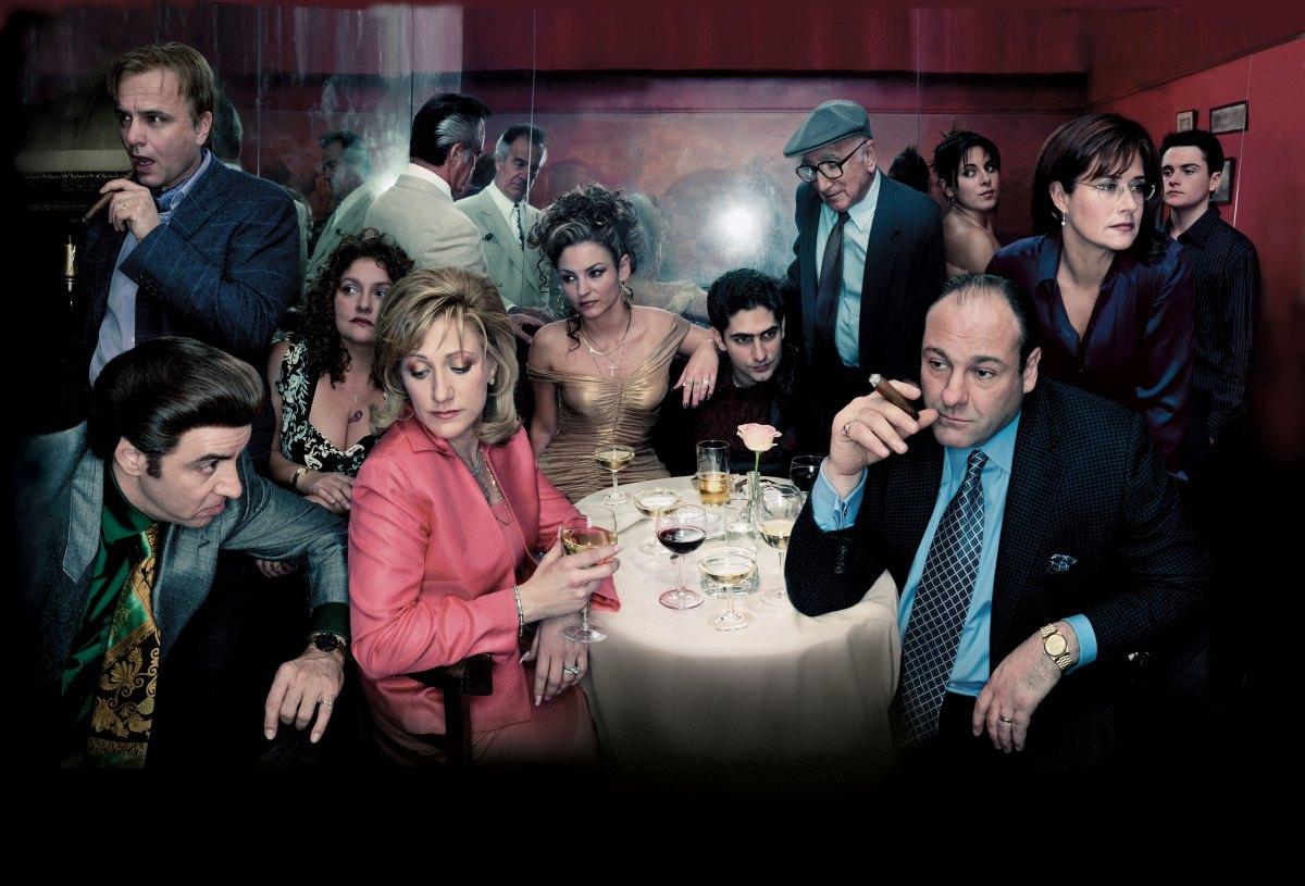 Família Soprano, Fatos Desconhecidos