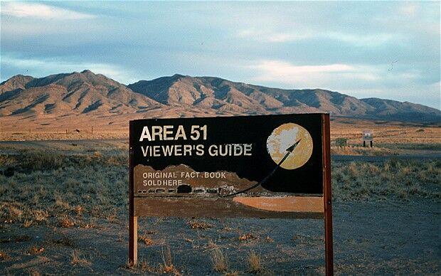 8 coisas que você nunca imaginou que acontecem na área 51