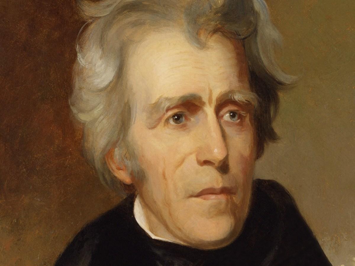 Jackson-Portrait