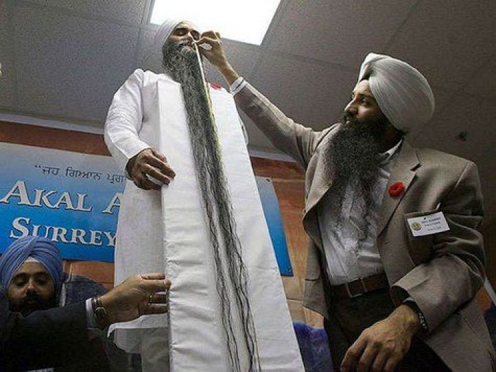 Longest-Beard