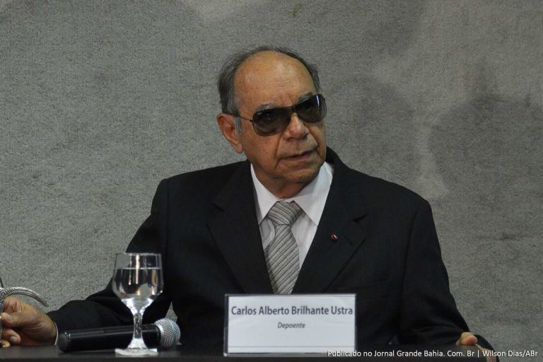 Quem foi Carlos Alberto Brilhante Ustra?