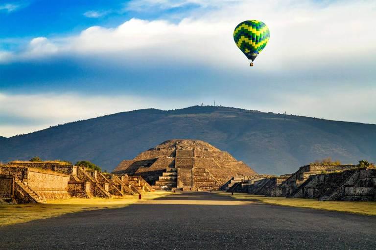 Túnel secreto descoberto no México pode conter tesouros arqueológicos inimagináveis
