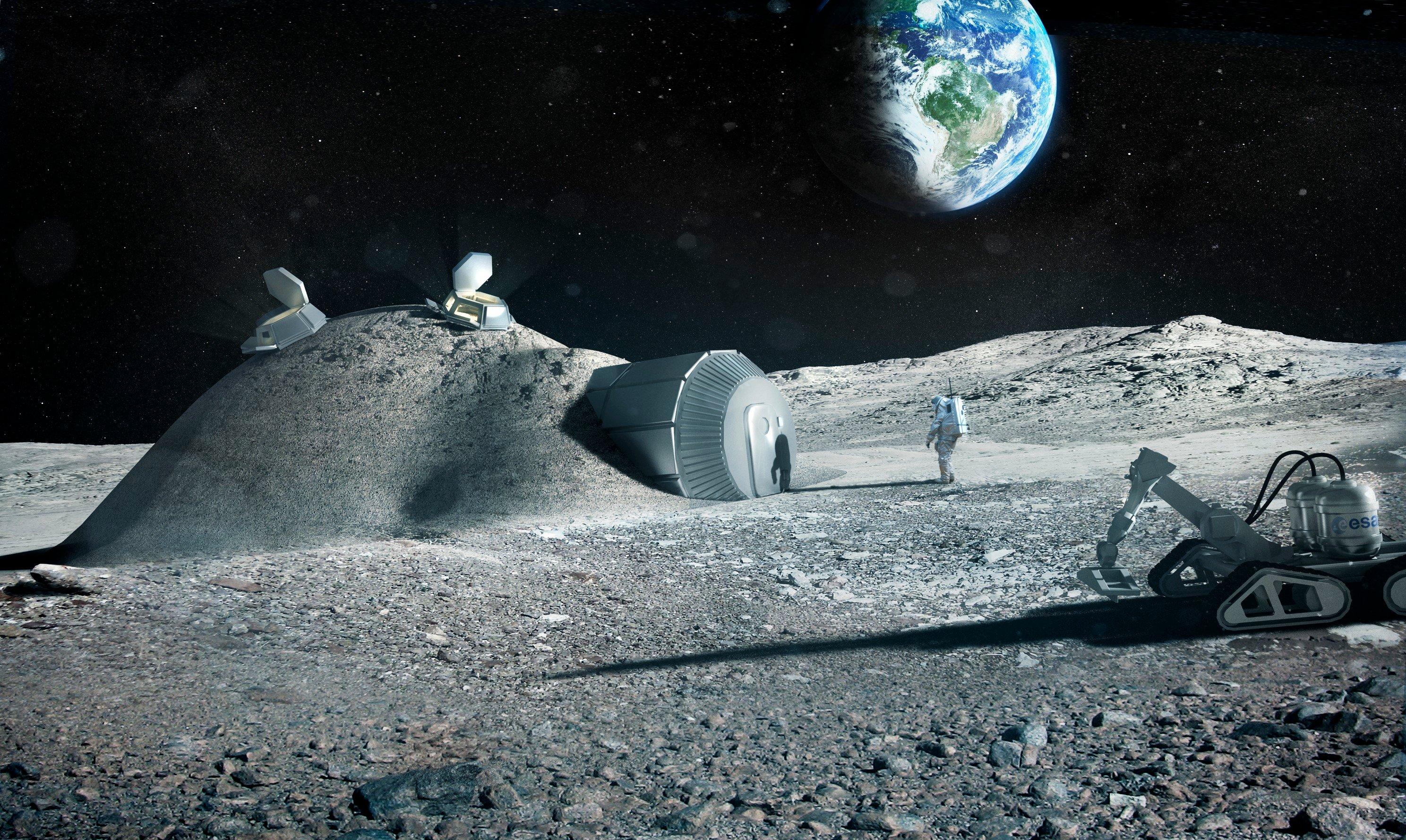 8 segredos que provavelmente você não sabia sobre a lua