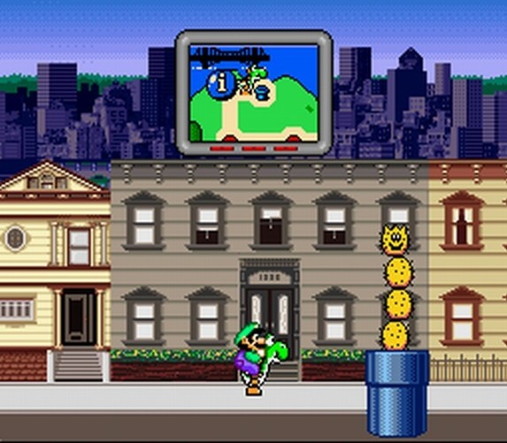 Mario is Missing9