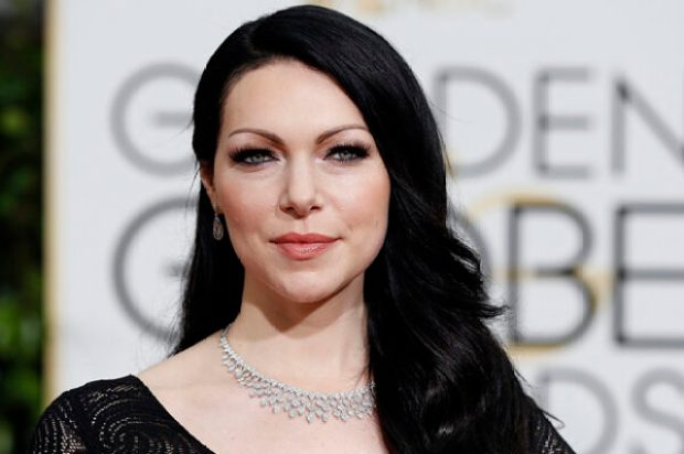 Actress Laura Prepon arrives at the 72nd Golden Globe Awards in Beverly Hills, California January 11, 2015. REUTERS/Mario Anzuoni (UNITED STATES - Tags: ENTERTAINMENT)(GOLDENGLOBES-ARRIVALS) - RTR4KZS0