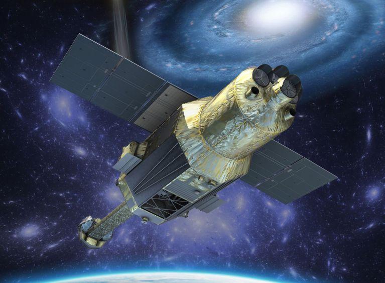 Essa foi a última coisa que o satélite perdido japonês enxergou