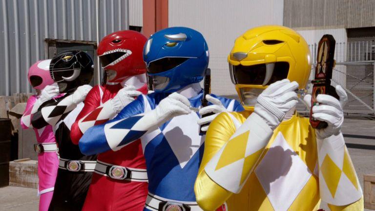 A 'Maldição' dos Power Rangers