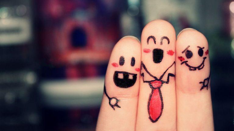 Isso é o que seus dedos revelam sobre a sua personalidade