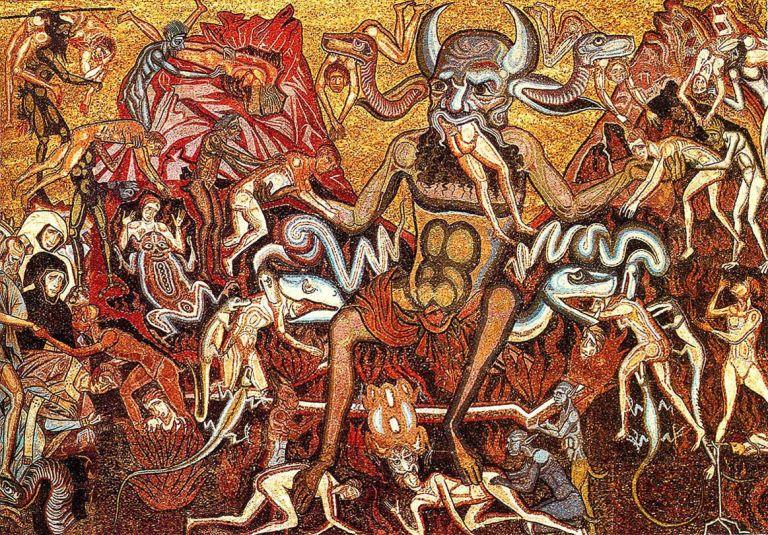 Quais são os demônios de cada um dos 7 pecados capitais?
