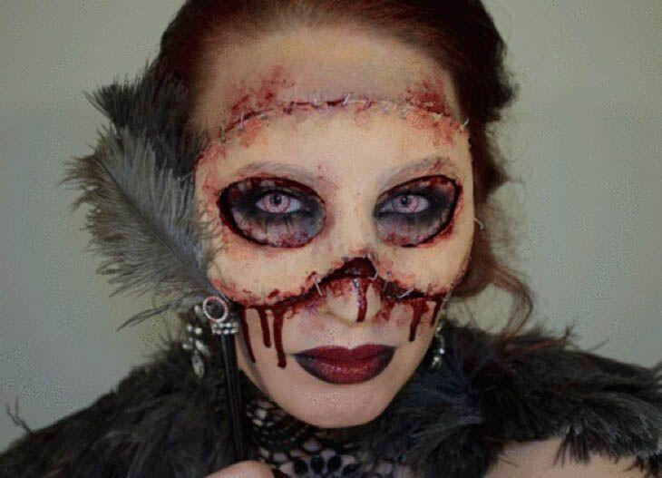 13 cosplays assustadores para te inspirar nesse Halloween