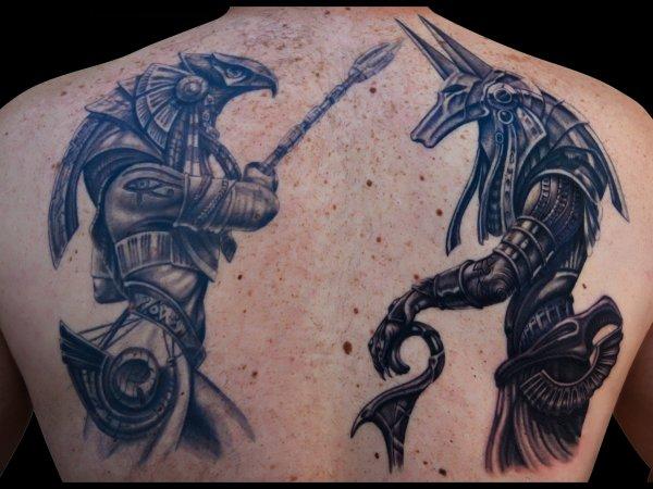 9 Tatuagens Inspiradas Na Mitologia Egípcia E Seus