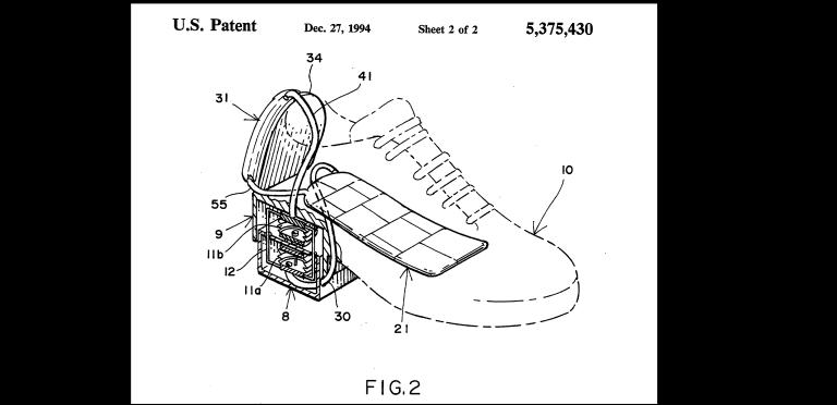 7 das mais estranhas e interessantes patentes já registradas