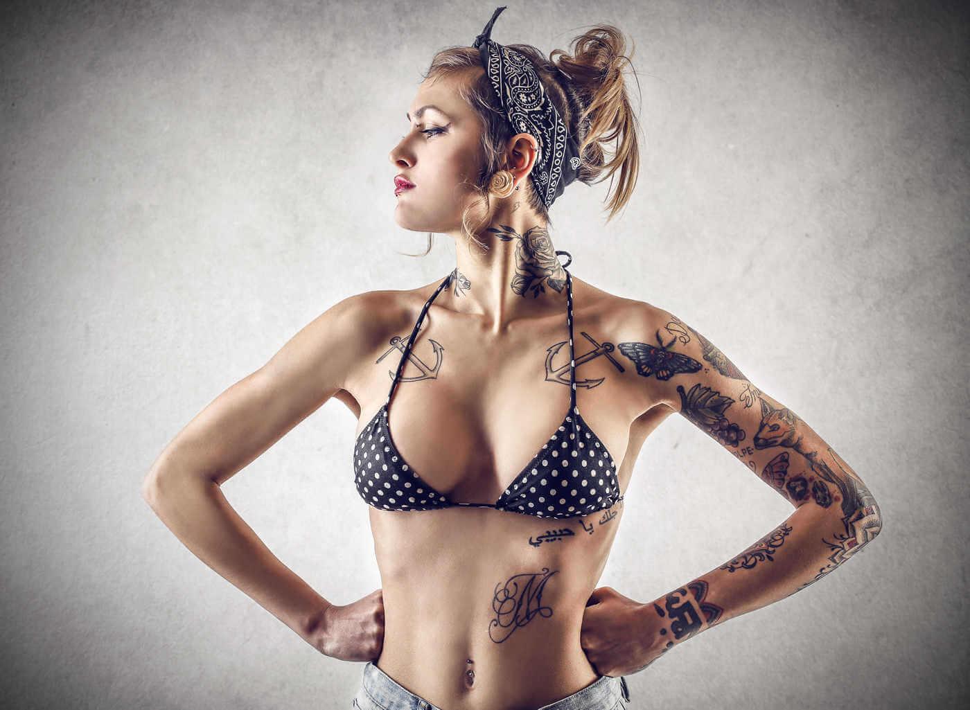 15 tatuagens que quase todo mundo fez em 2016