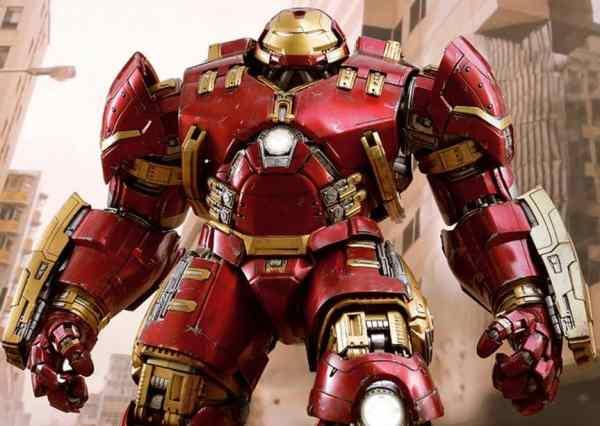 armaduras do Homem de Ferro 01