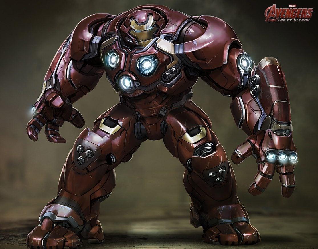 7 mais incríveis armaduras do Homem de Ferro