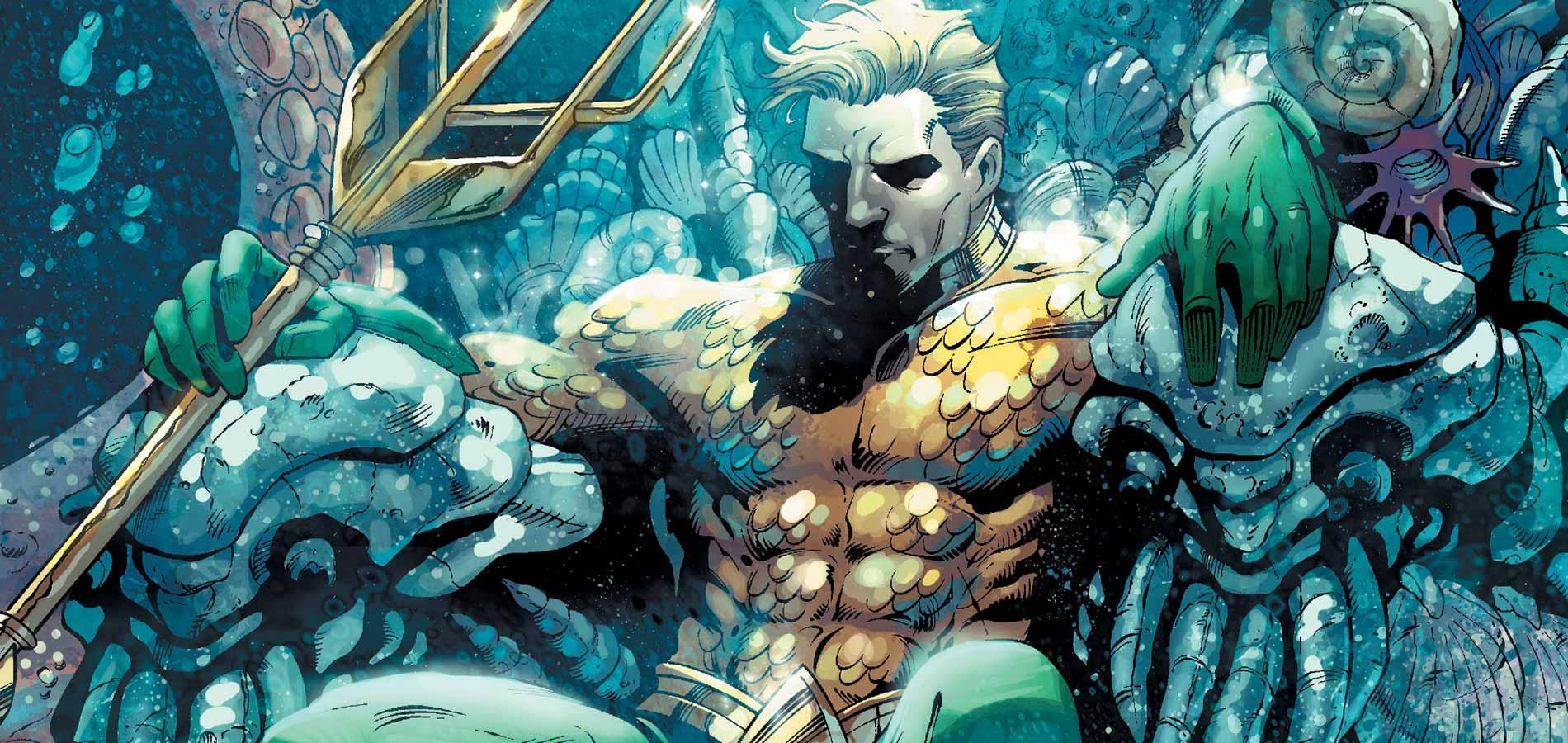 5 poderes e habilidades do Aquaman que vão te fazer respeitar ele