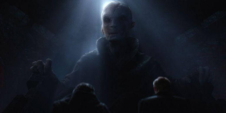11 teorias sobre quem é o Supremo Líder Snoke