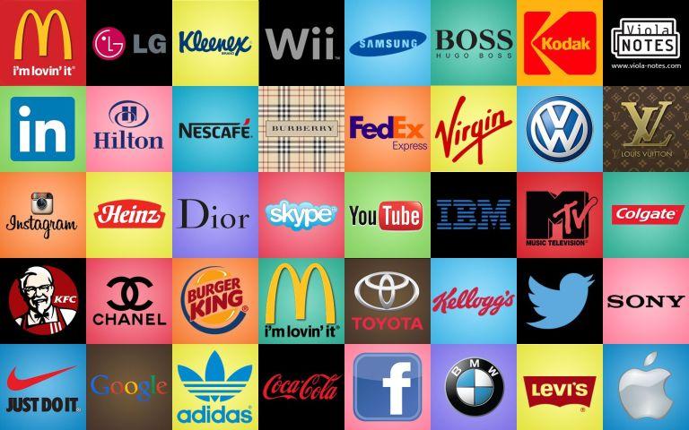 18 logos de companhias famosas que você nunca reconheceria nas versões originais