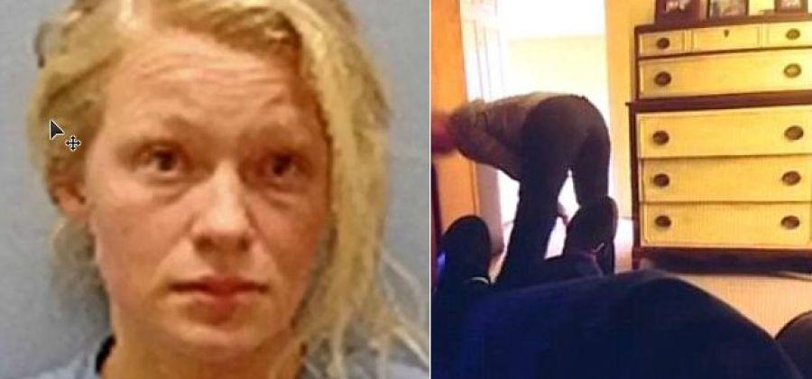68183fd48 Mulher é presa após fazer dança erótica para idoso de 100 anos