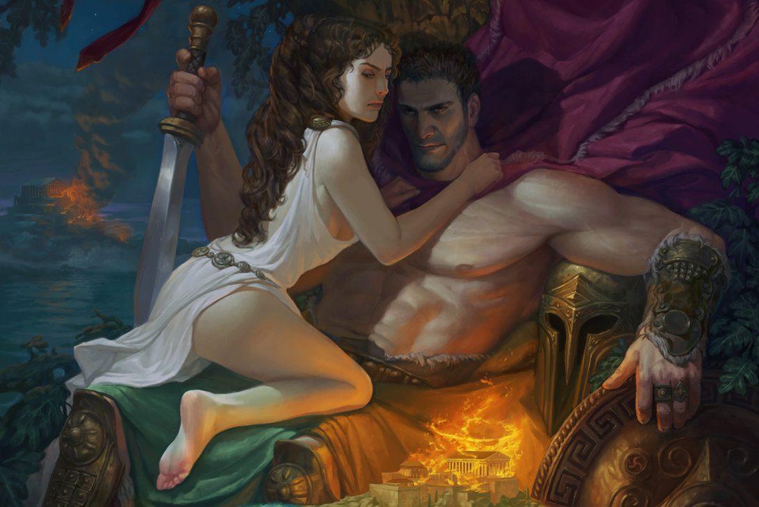 6 histórias de deuses mitológicos, só para adultos