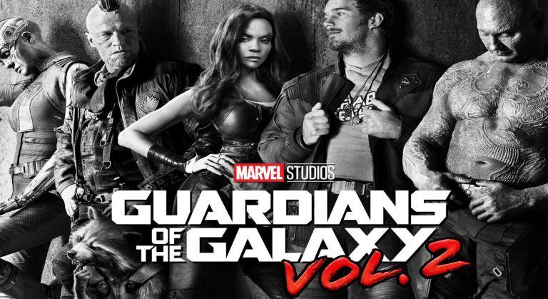 Guardiões das Galáxias vol. 2 – Novas imagens inéditas são liberadas